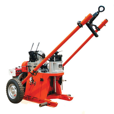 GY-100  Soil testing Drilling rig machine