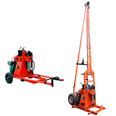 GY-150 Soil Testing Drilling rig machine